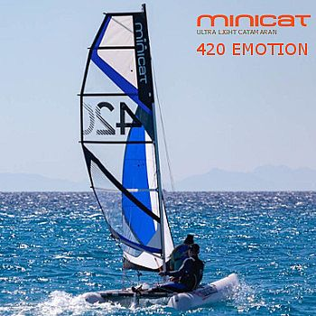 Minicat 420 EMOTION2021 for sale: 5190.-EUR