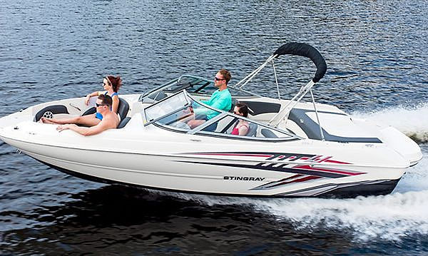 Stingray 208LR SPORT DECK2019 for sale call for a price