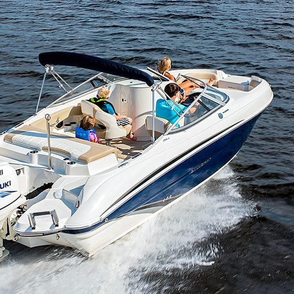 Stingray 214LR SPORT DECK2019 for sale call for a price
