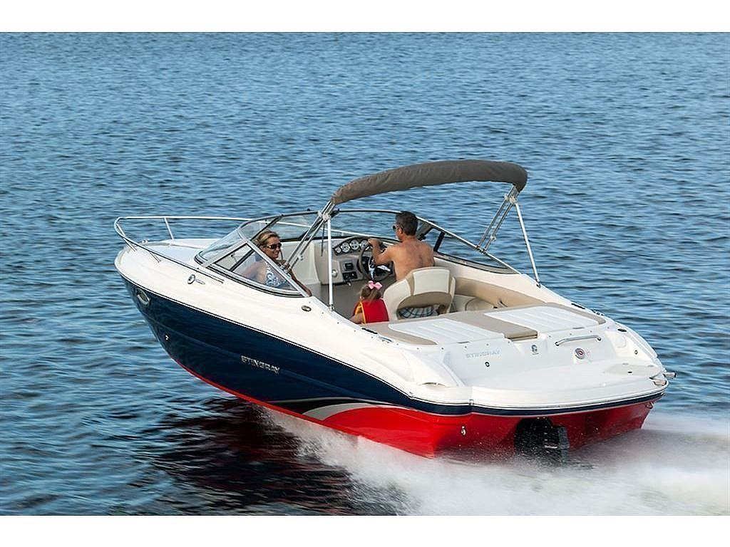 Stingray 225CR CUDDY2019 for sale call for a price