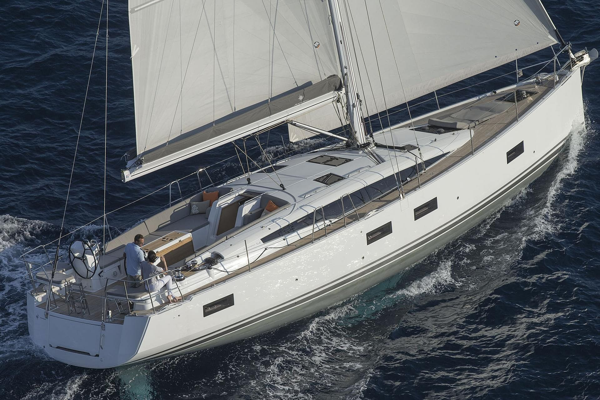 JEANNEAU YACHT 542019 for sale call for a price