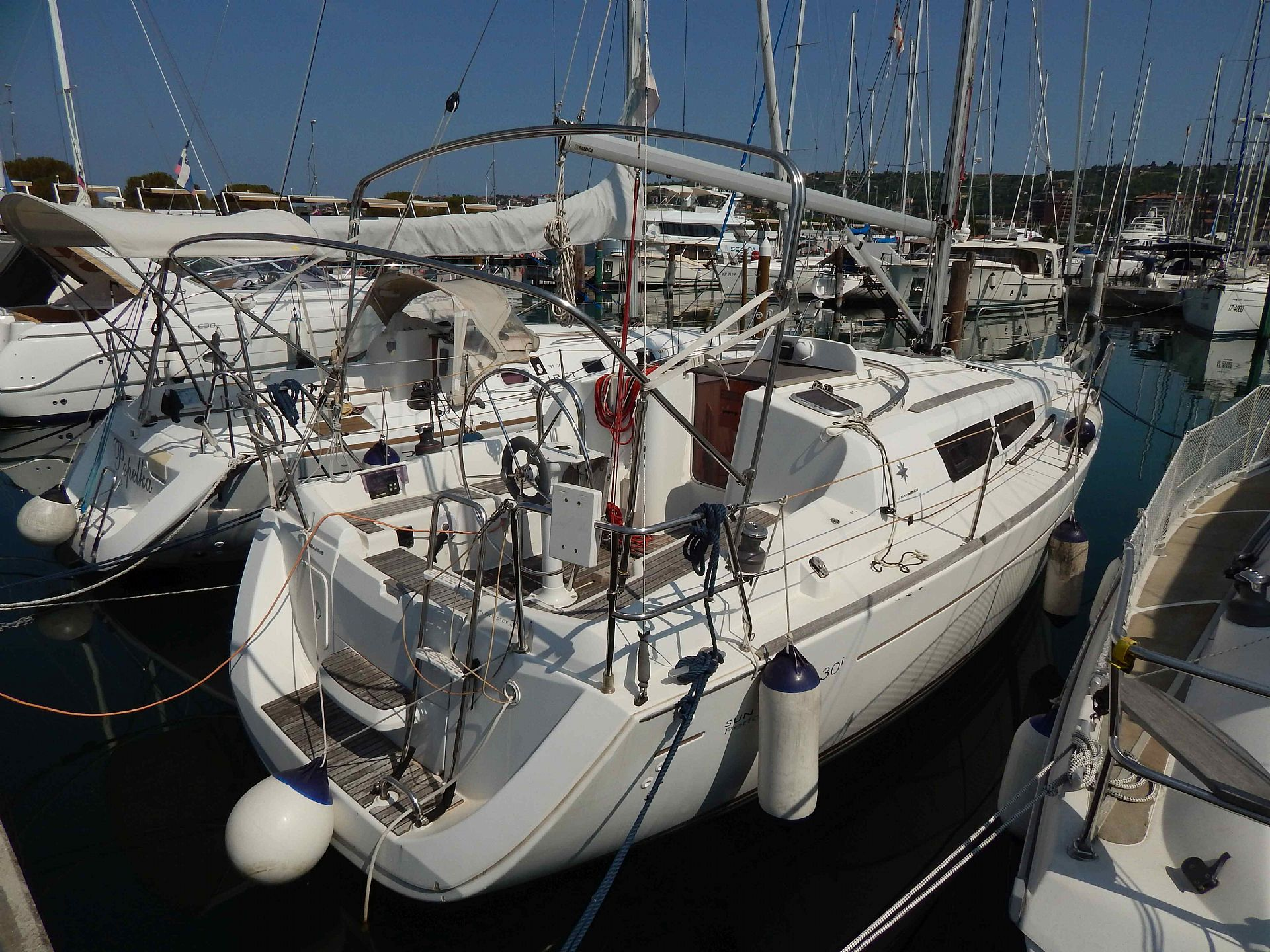 Jeanneau boats for sale