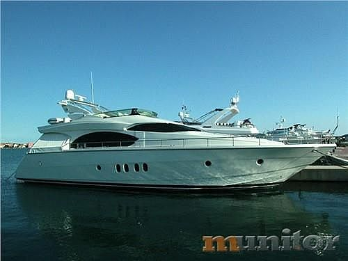 Dominator 65 Classic line2002 for sale: 475000.-EUR