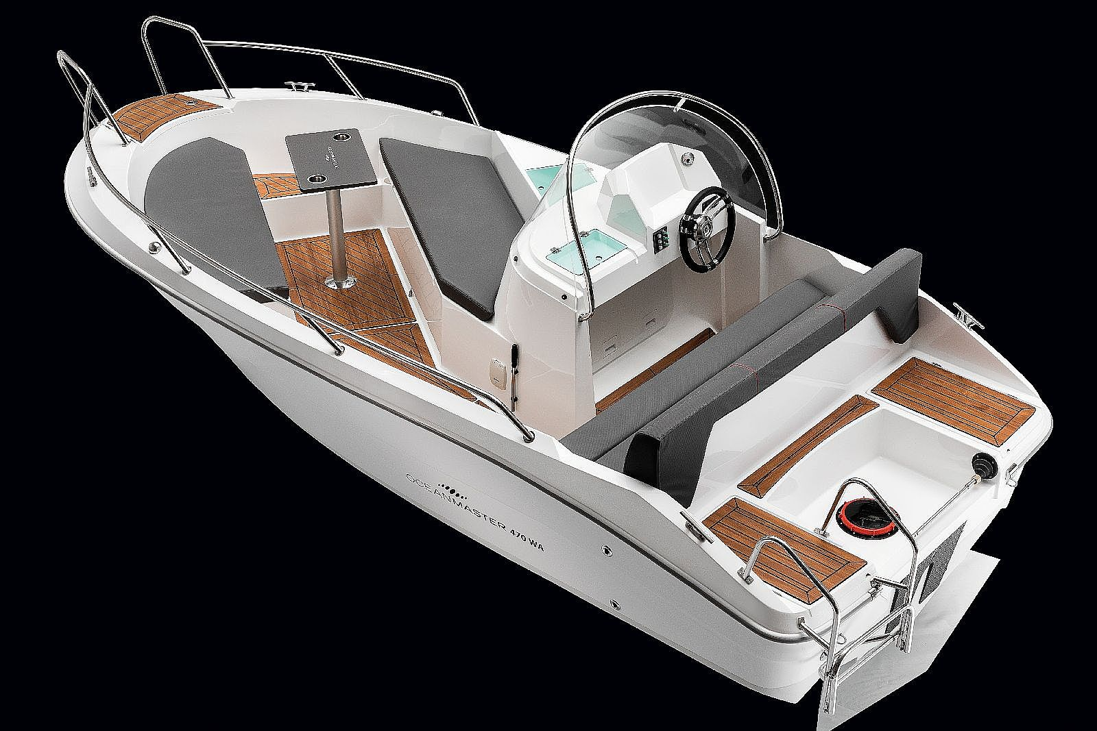 Ocean Master 470WA2020 for sale: 10990.-EUR