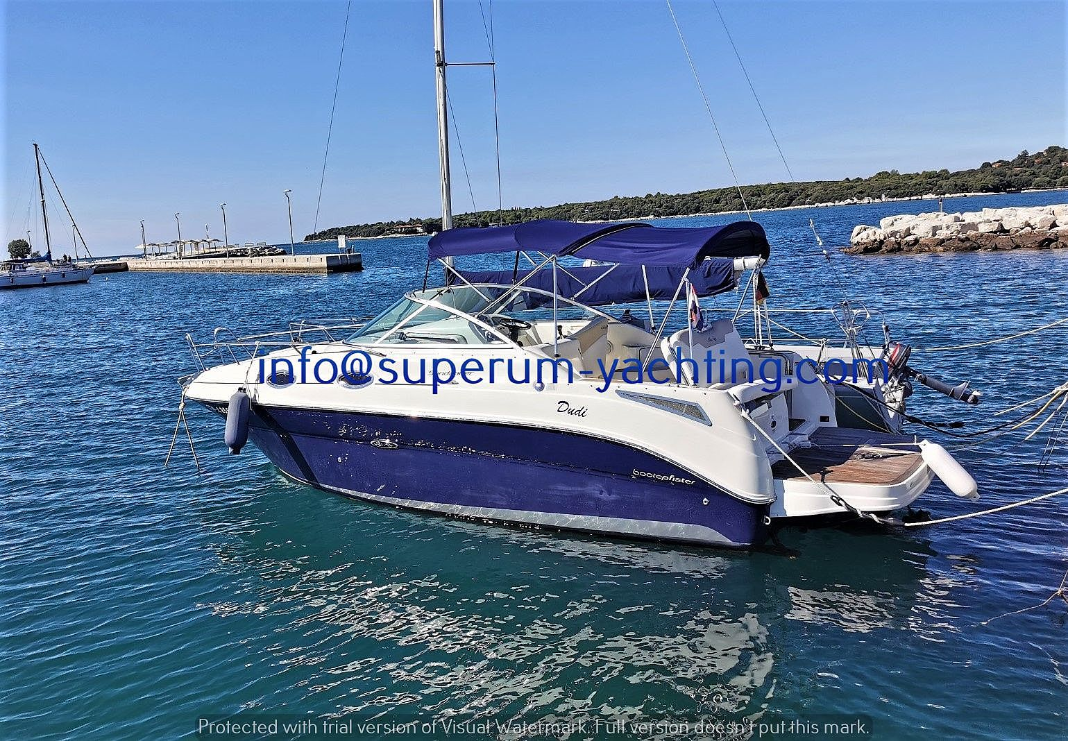 Sea Ray 255 DA2013 for sale: 79000.-EUR