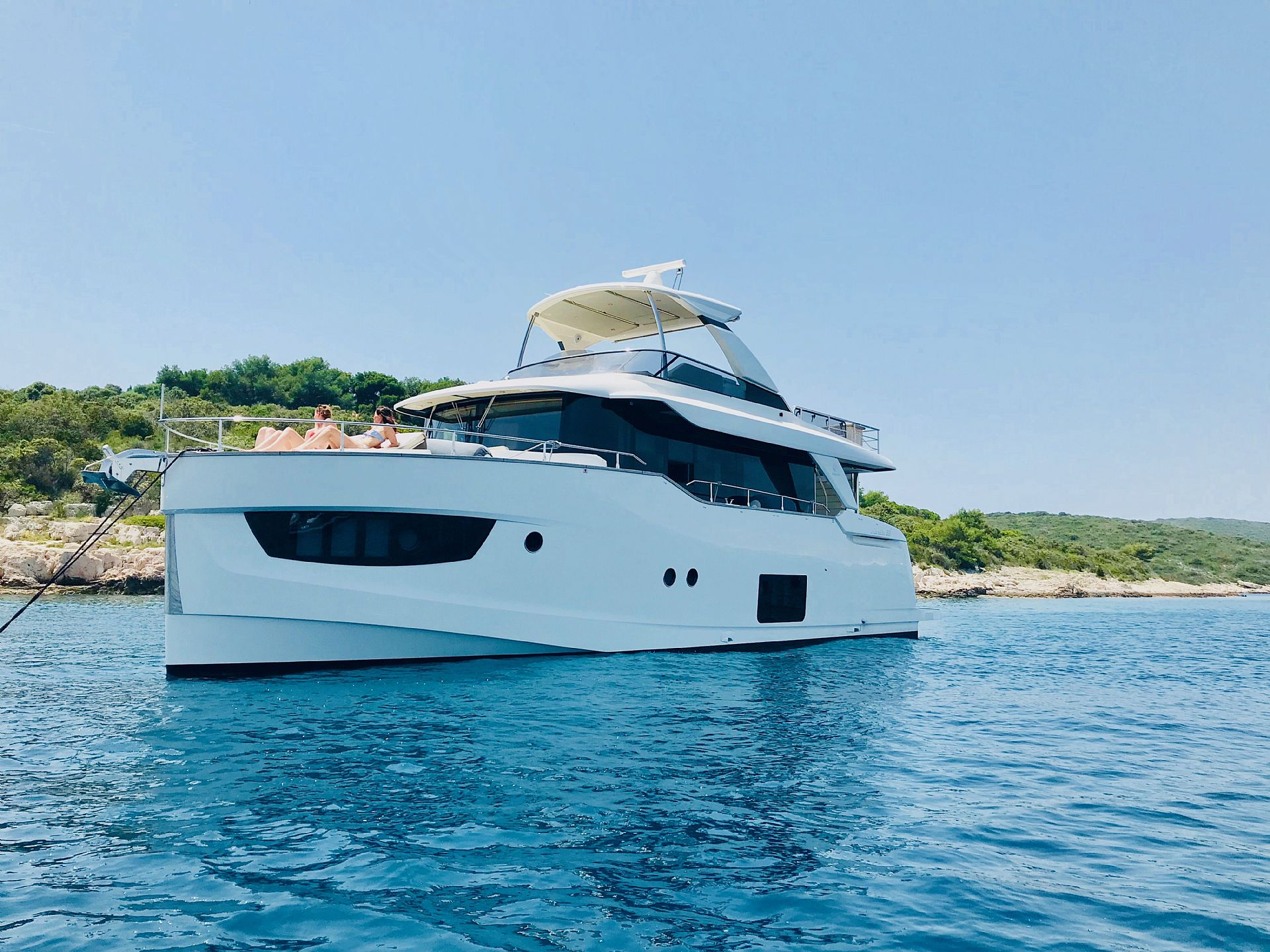 Absolute Navetta 582016 for sale: 830000.-EUR