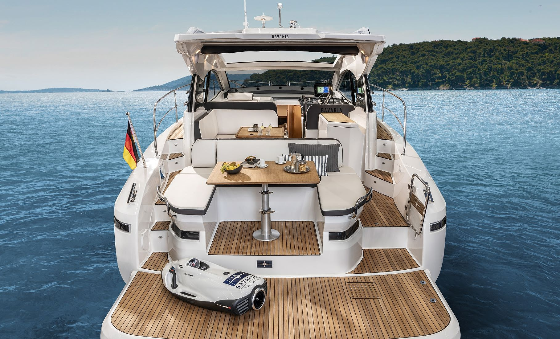 Bavaria SR41 HT in COUPE ******NOVI MODEL******2021 for sale: 268000.-EUR
