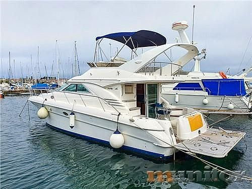 Sea Ray 400 Sedan Bridge1998 for sale: 125000.-EUR